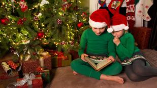 Karácsonyi könyvajánló kicsiknek