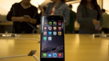 Sosem létezett az iPhone 6 zafírüvege