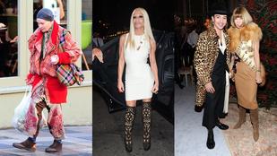 Miért öltöznek a menő divattervezők szarul?