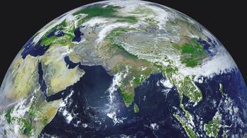 Olyan részletgazdag ez a videó a Földről, hogy meg sem tudja nézni