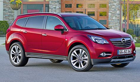 Óriásdzsippet tervez az Opel