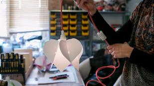 Lámpát buli workshopon készíteni!
