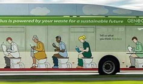A közösség hajtja az új buszt