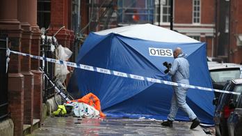 Leszakadt egy erkély Londonban, ketten meghaltak