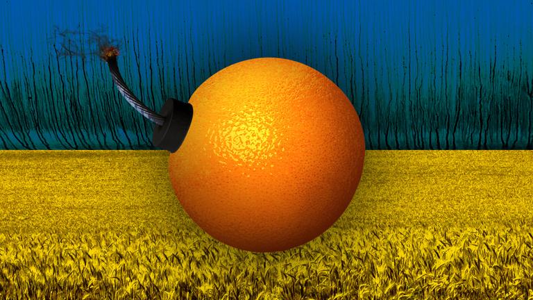 Tízéves a vértelen narancs