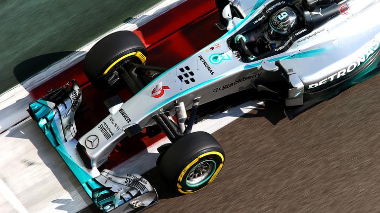 Rosberg óriásit léphet a csoda felé