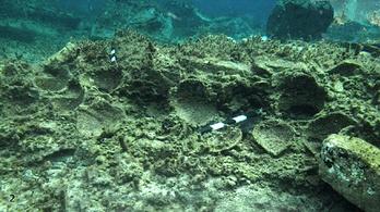 Atlantisz-szerű romokat találtak Délosznál