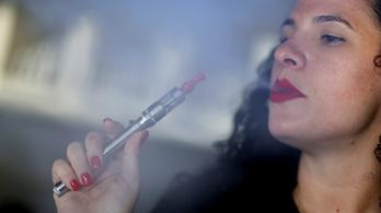Vírust találtak az elektronikus cigarettában