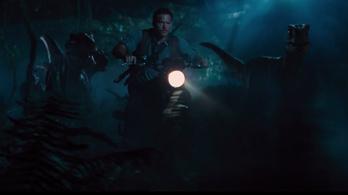 Megjött a Jurassic Park 4 teljes előzetese