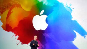 Hihetetlenül sokat ér az Apple