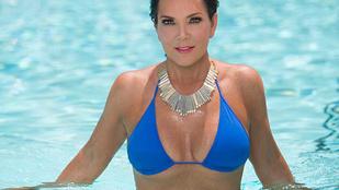 Kardashian 59 éves anyja a legnagyobb puma