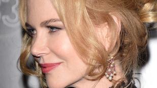 Nicole Kidman megint baromi jól nézett ki