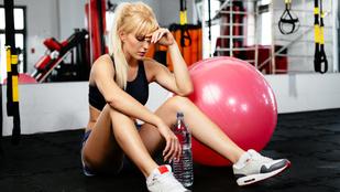 Semmit nem használ az edzés, ha mellette hülyeségeket eszik