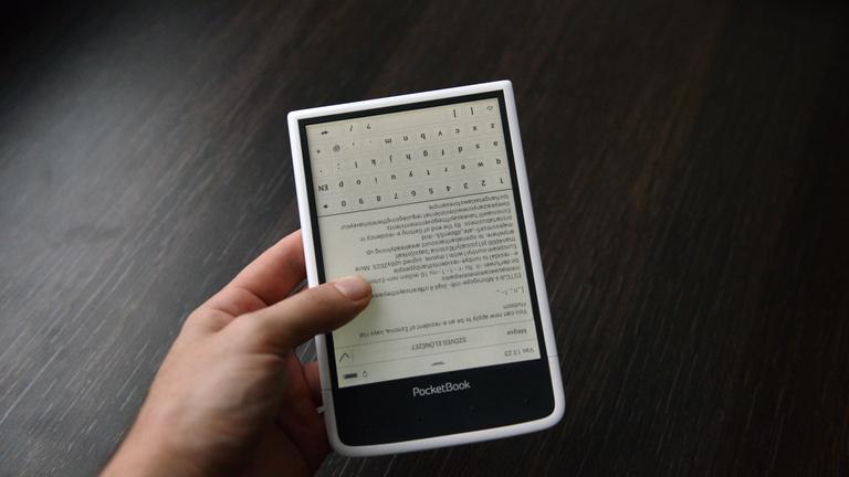 E-könyv-olvasó alacsony vérnyomásra