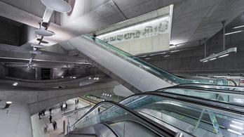 A föld alá kényszerített budapesti kortárs építészet