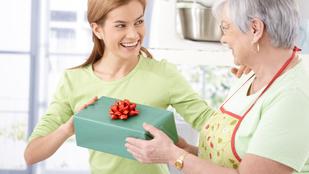 Íme a lista, amiből az édesanyjának ajándékot választhat