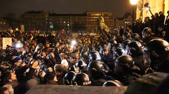Kiderült, a kormányellenes tüntetők nem is tudtak róla, hogy össznépi tüntetés lenne december 16-án