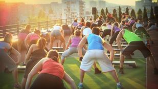 Edzőterem teszt: Fitness Factory
