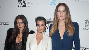Kardashianéknál már karácsony van