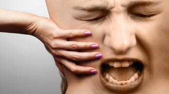 Mi van a szádban? Fájdalomcsillapító!