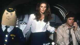 Nem az Airplane, pedig sugárban hánytak az utasok egy repülőgépen