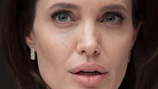 Angelina Jolie minimálisan tehetséges és elkényeztetett