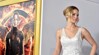 Jennifer Lawrence rendezni fog