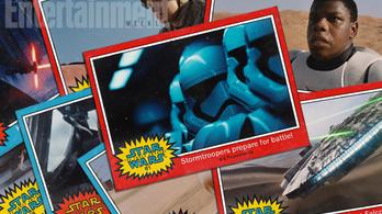 Új Star Wars 7-infómorzsák szivárogtak ki