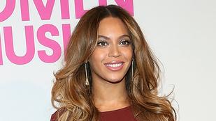 Beyonce megmutatta jókora combjainak tetejét