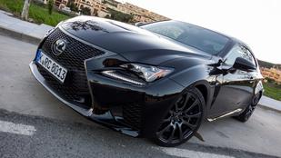 Lexus RC-F 2014