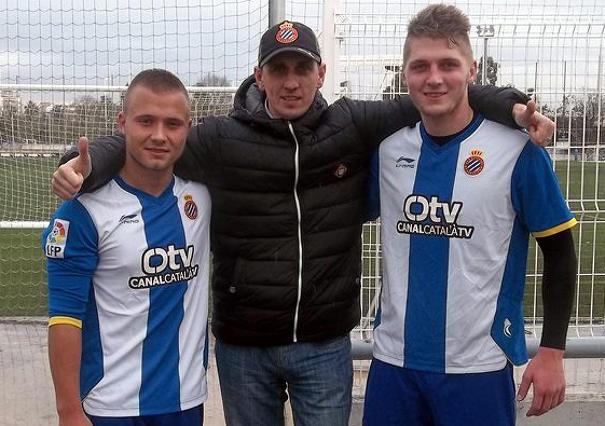 Két magyar ifi próbajátékon az Espanyolnál