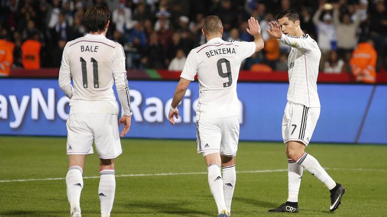 Ronaldo gól nélkül, asszisztal is zseniális
