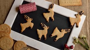Ikeakoppintás: svéd fűszeres keksz