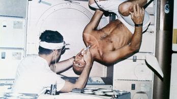 A Skylab asztronautáinak kötelező volt maszturbálni az űrben