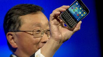 A Blackberry végre megint azt csinálja, amihez ért