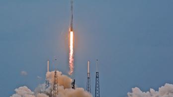 Csak januárban ír történelmet a SpaceX