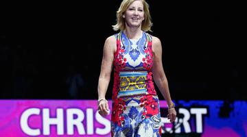 60 éves Chris Evert, a világ egykor legjobb és legszebb teniszezője