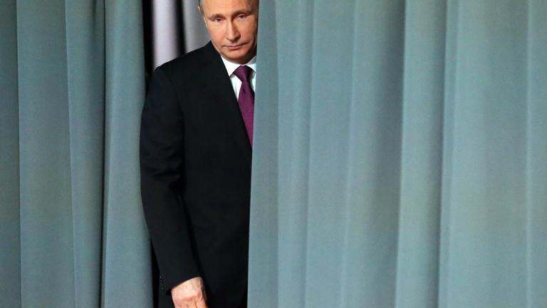 Az idő Putyin ellen dolgozik