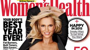 Bréking! Britney Spears teste mégis tökéletes