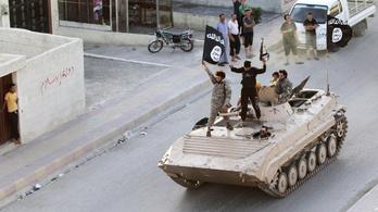 Az Iszlám Állam száz külföldi dzsihadistát végzett ki Rakkában