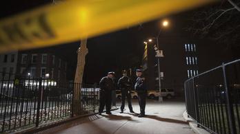 Újabb rendőrgyilkosság az USA-ban