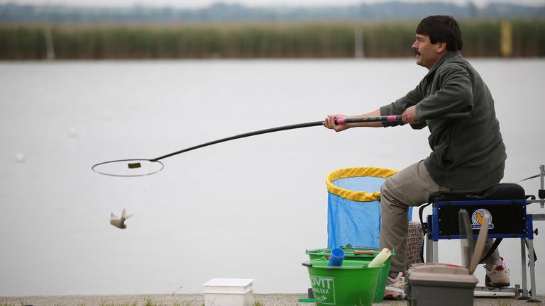 """Halászat csak """"kis szerszámmal"""""""