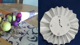 Gyors DIY szilveszteri dekorációtippek