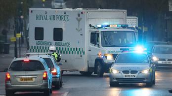 Újabb ebolagyanús esetek Nagy-Britanniában