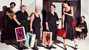 Imádnivaló nagymamákkal reklámoz a Dolce & Gabbana