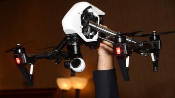 Ezt a drónt nem lehet a falhoz vágni