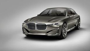Jön a BMW 9-es sorozat?