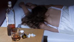 Nem, a gyógyszer és az alkohol tényleg nem jó párosítás
