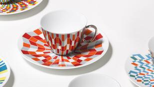 Egy csésze, amelyik minden alátéthez passzol