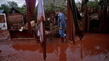 Vörösiszap: nincs aki kifizesse a kártérítéseket